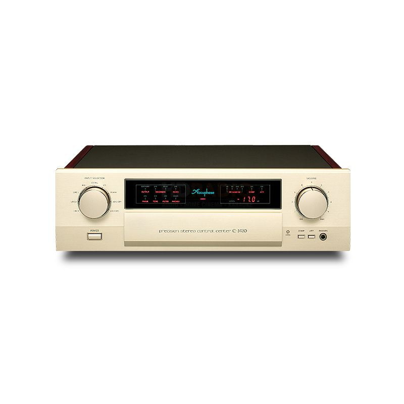 Amply nghe nhạc Accuphase C2420