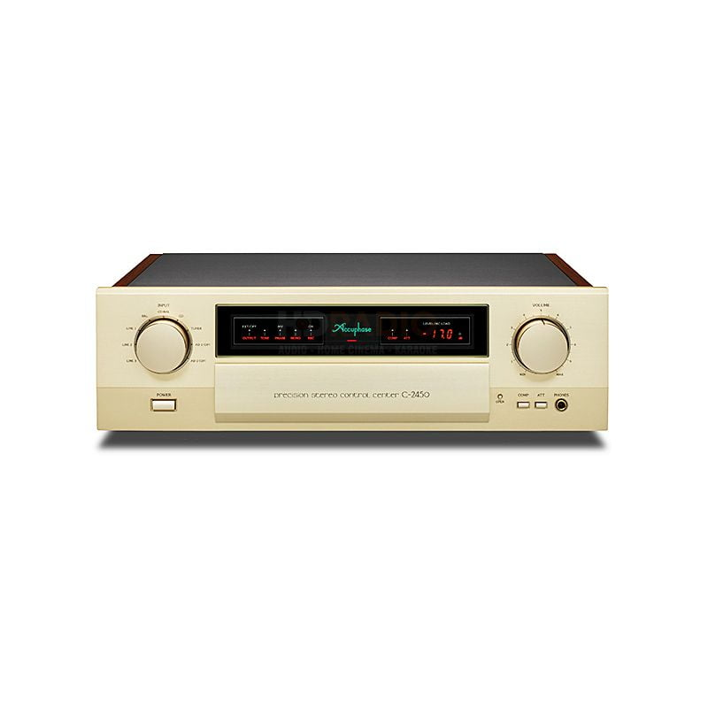Amply nghe nhạc Accuphase C-2450