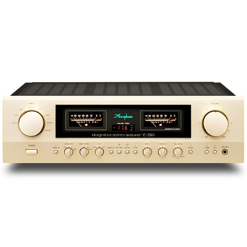 Amply nghe nhạc Accuphase E280