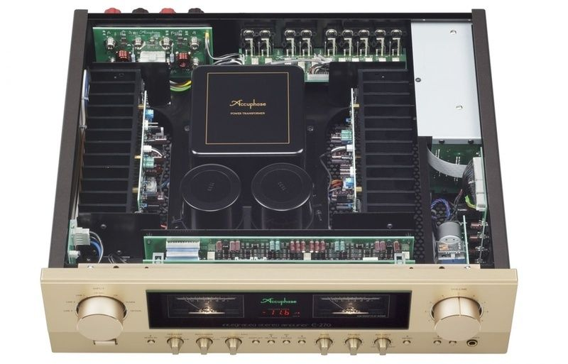 Amply nghe nhạc Accuphase E370