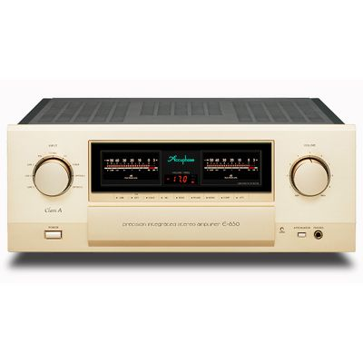 Amply nghe nhạc Accuphase E650