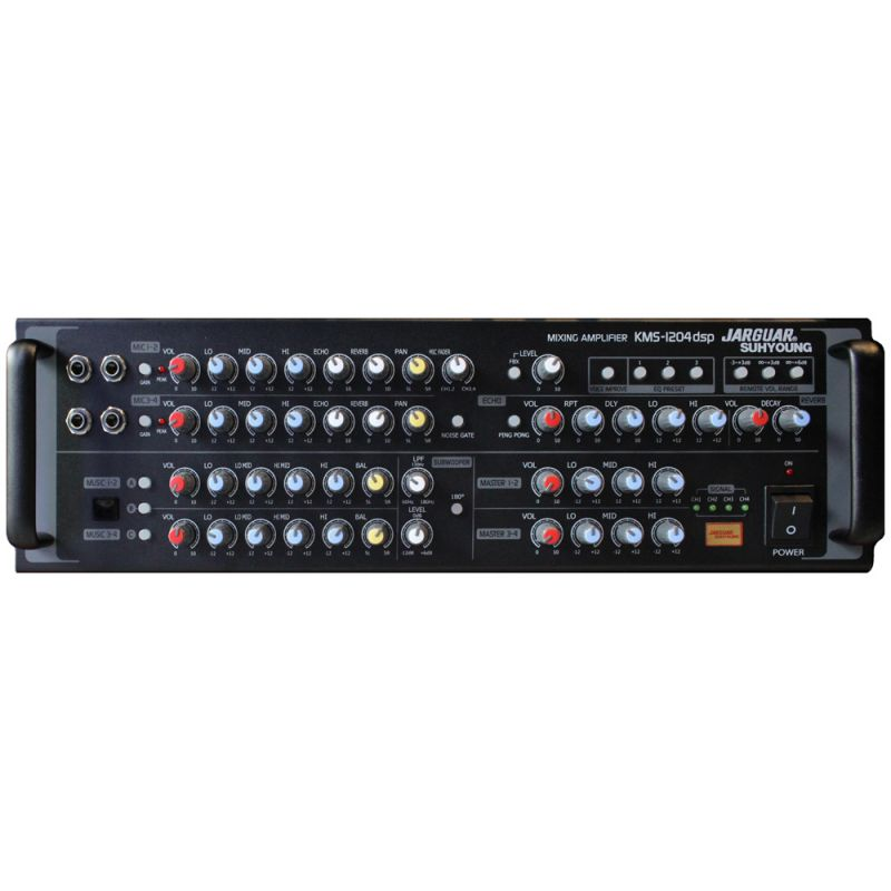 Amply Jarguar KMS 1204DSP