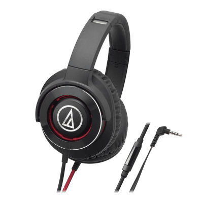 Tai nghe có dây Audio Technica ATH WS770IS