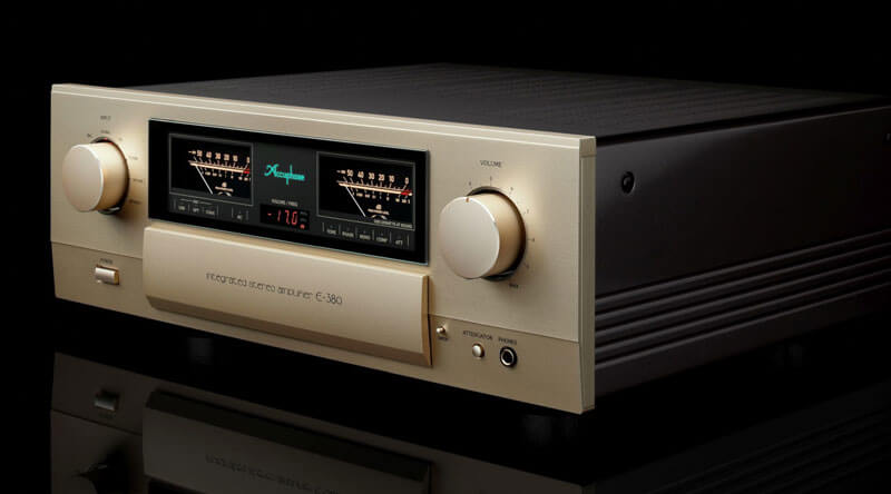 Amply cao cấp Accuphase E-380