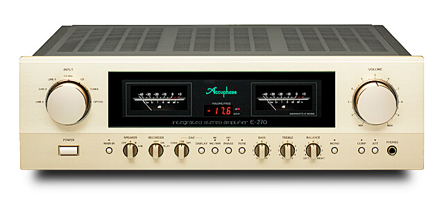 amply Accuphase E-270 hi-end