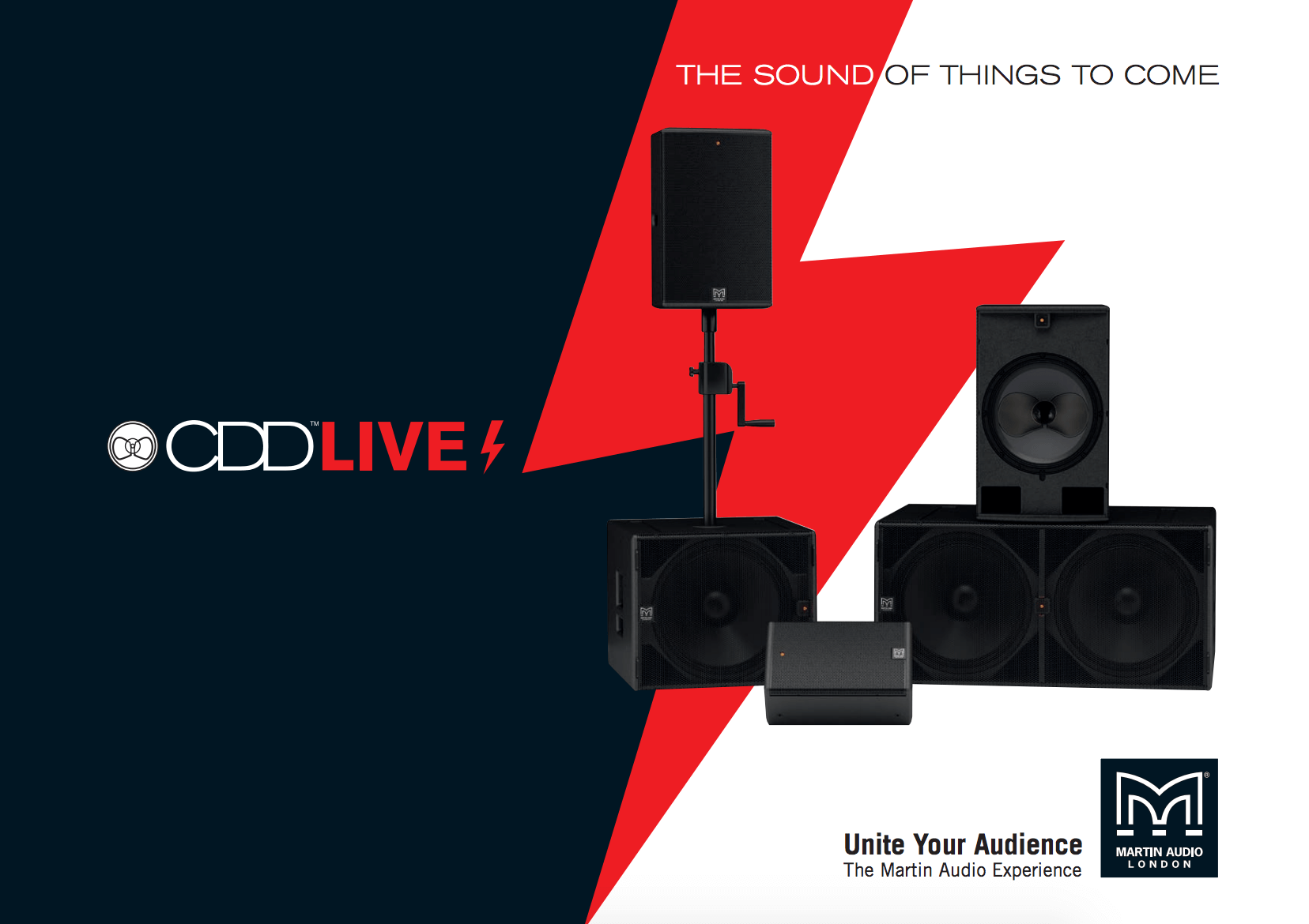 series loa martin audio cdd live