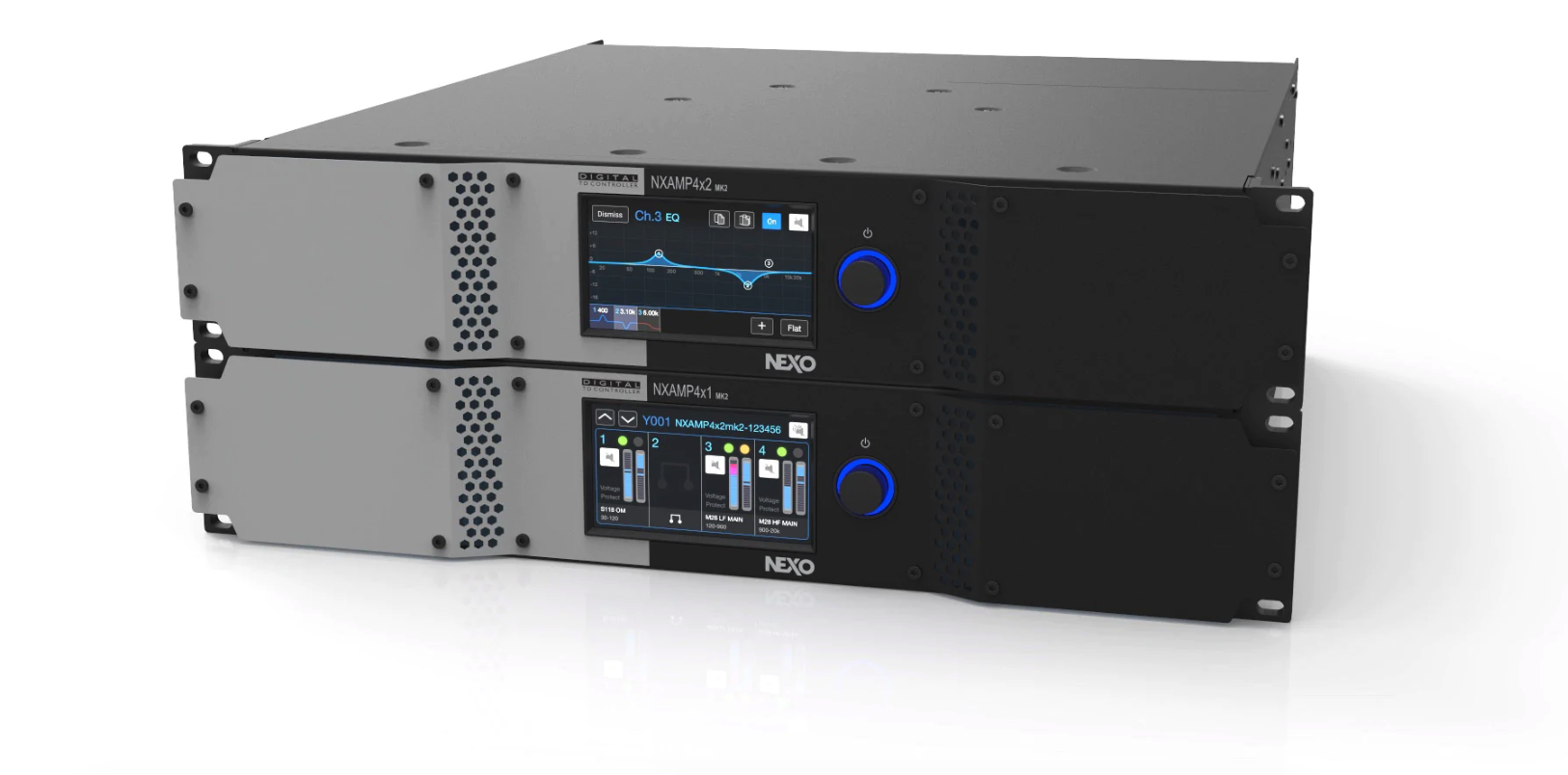 mainpower nexo nxamp4x1