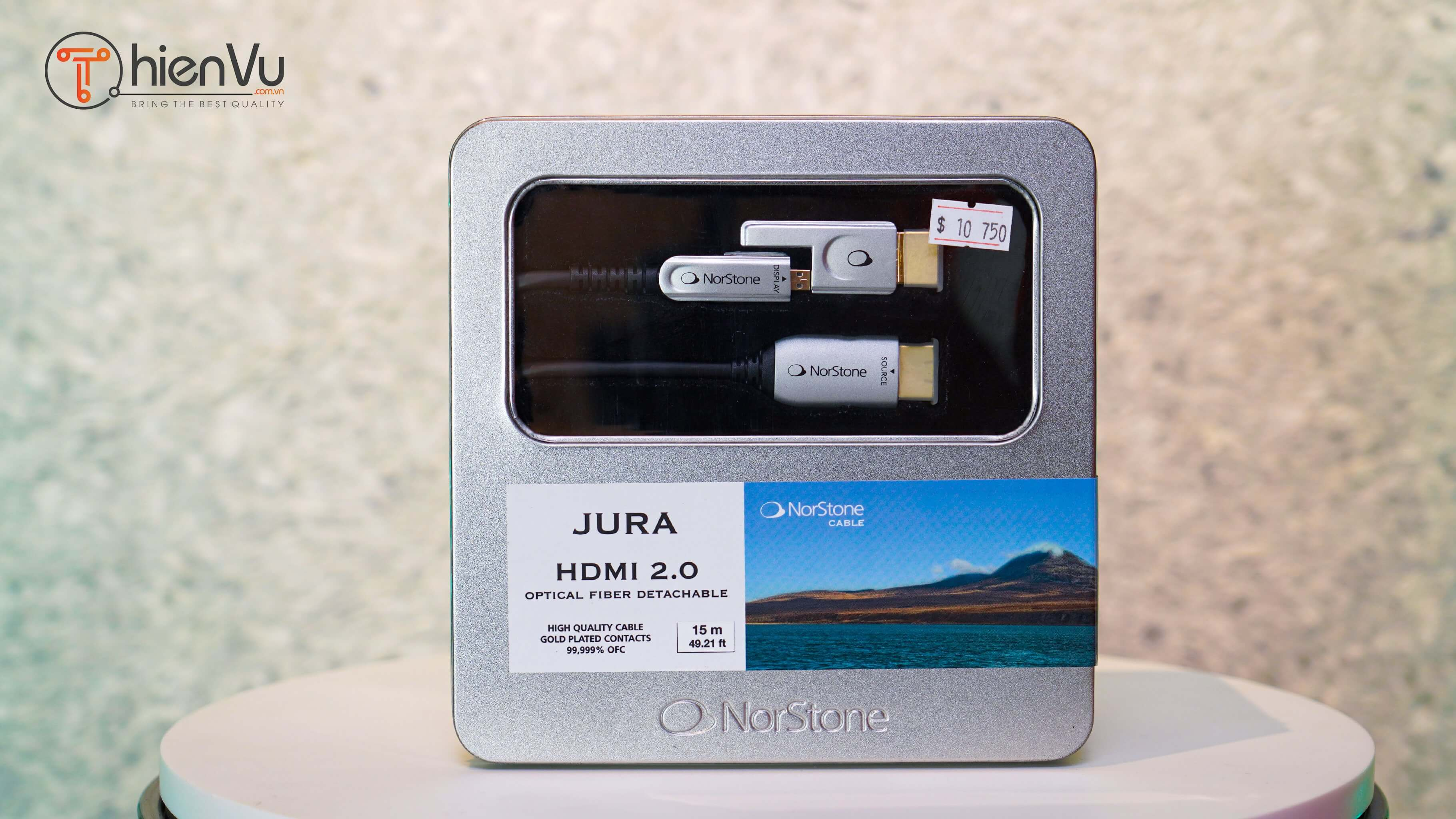 Cáp HDMI NORSTONE JURA CABLE 15m