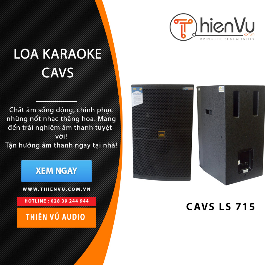 cavs ls 715 chinh hang