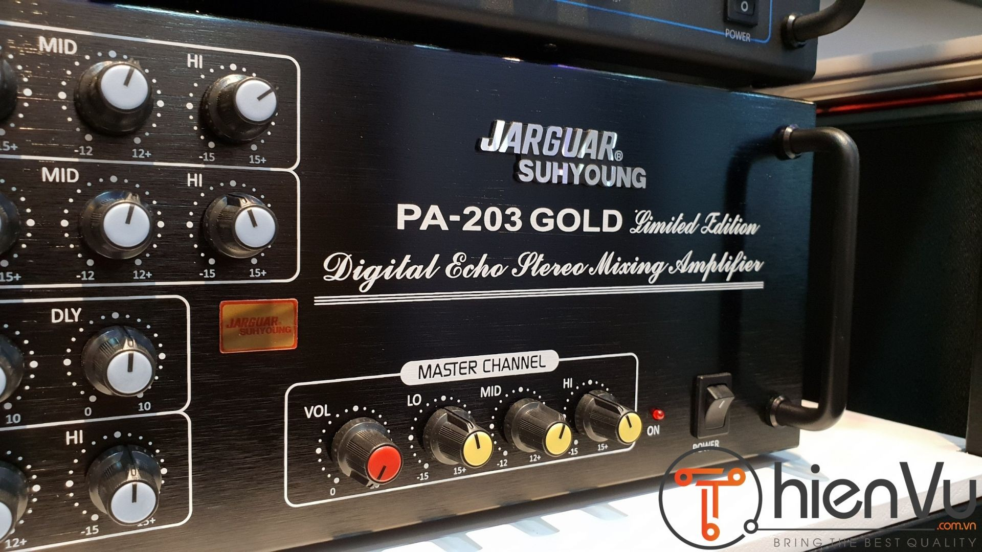 Mua Amply Jarguar PA 203 Gold Limited Edition